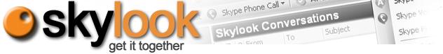 Skylook logo