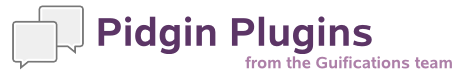 The Purple Plugin pack for pidgin