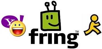 fring yahoo aim