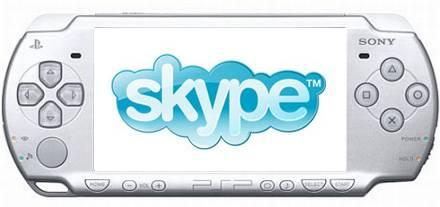 psp skype