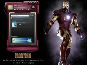 Skin Iron Man