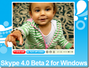 skype 40 beta 2