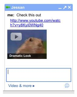 gmail chat video