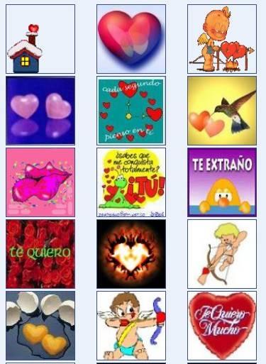 Emoticonos navideños de Bandoo