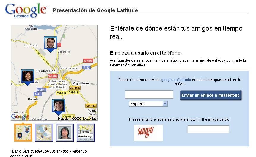 google-latitude