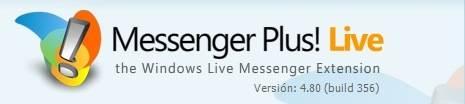 messenger plus live 480