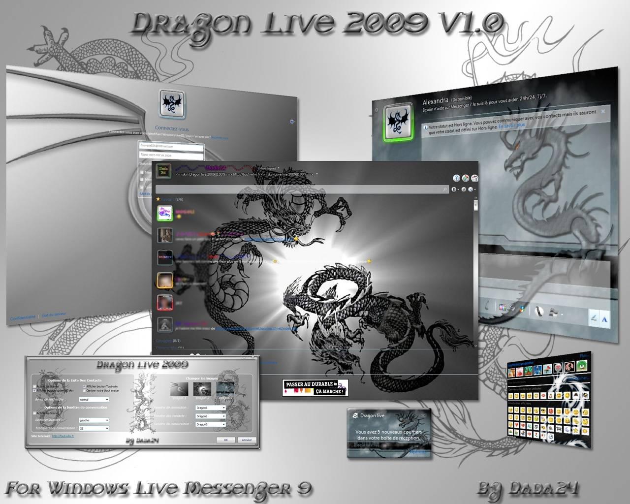 dragon-live