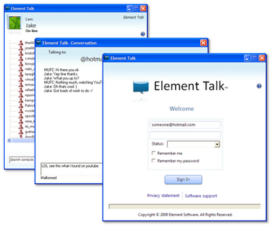 element-talk