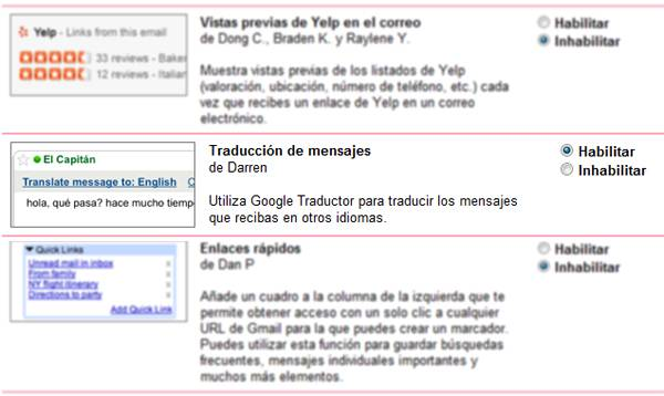 gmail traductor