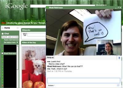 chat igoogle