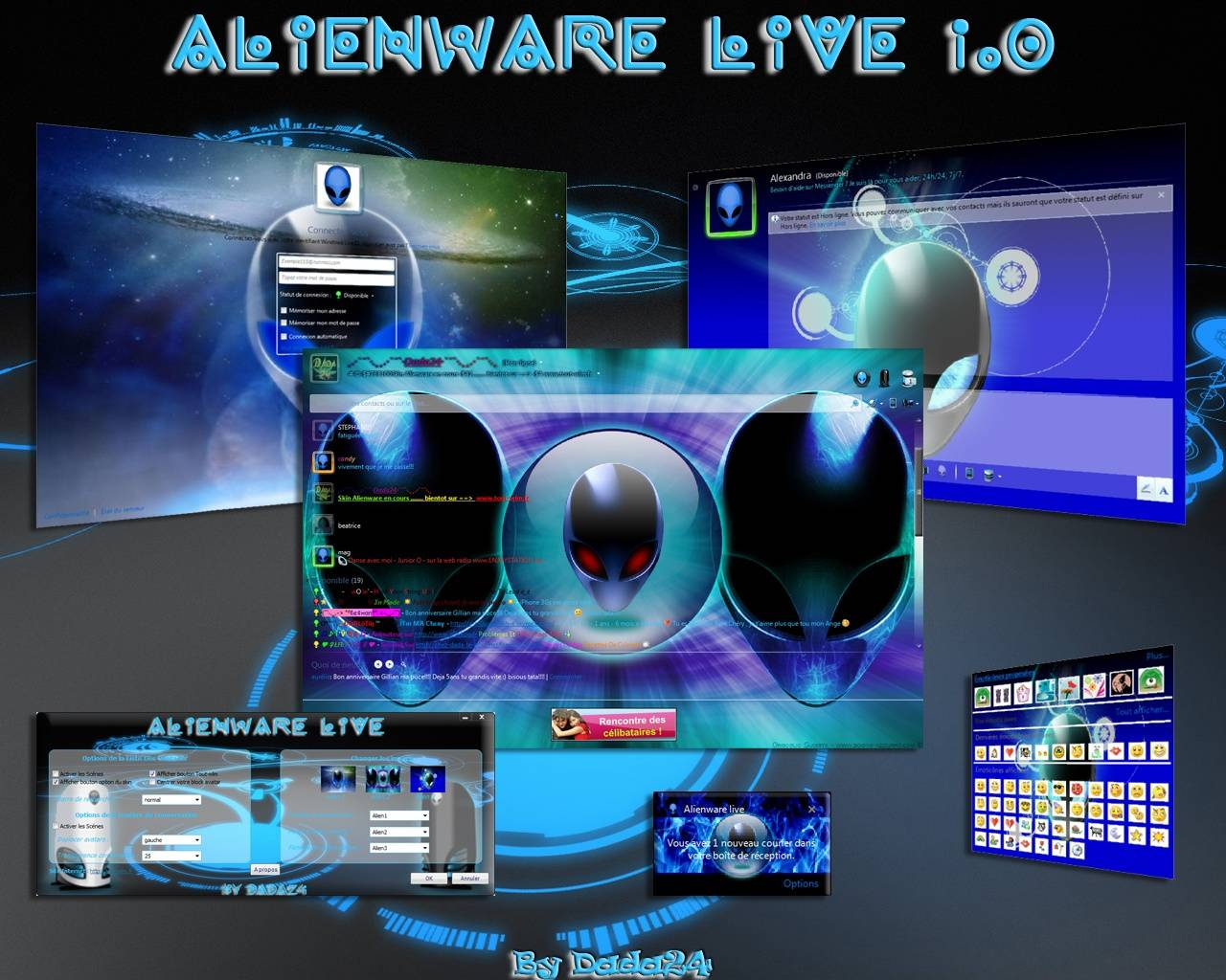 skin alienware live 1.0