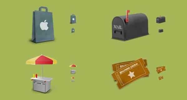 The City Icons Preview