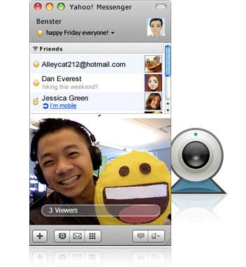 yahoo messenger mac 3.0