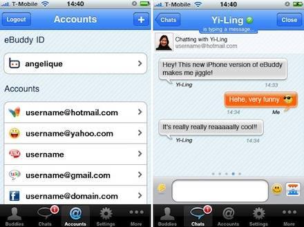 ebuddy actualización iphone2