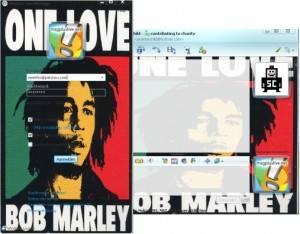 skin bob marley