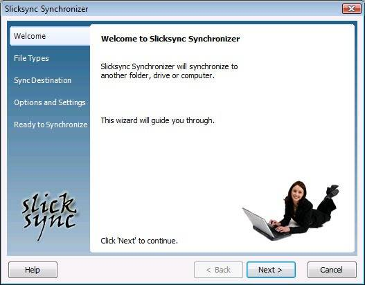 slicksync synchronizer
