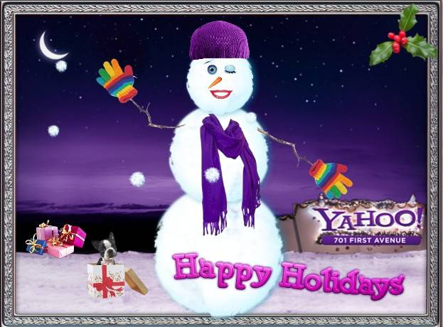 felicitación navidad yahoo2
