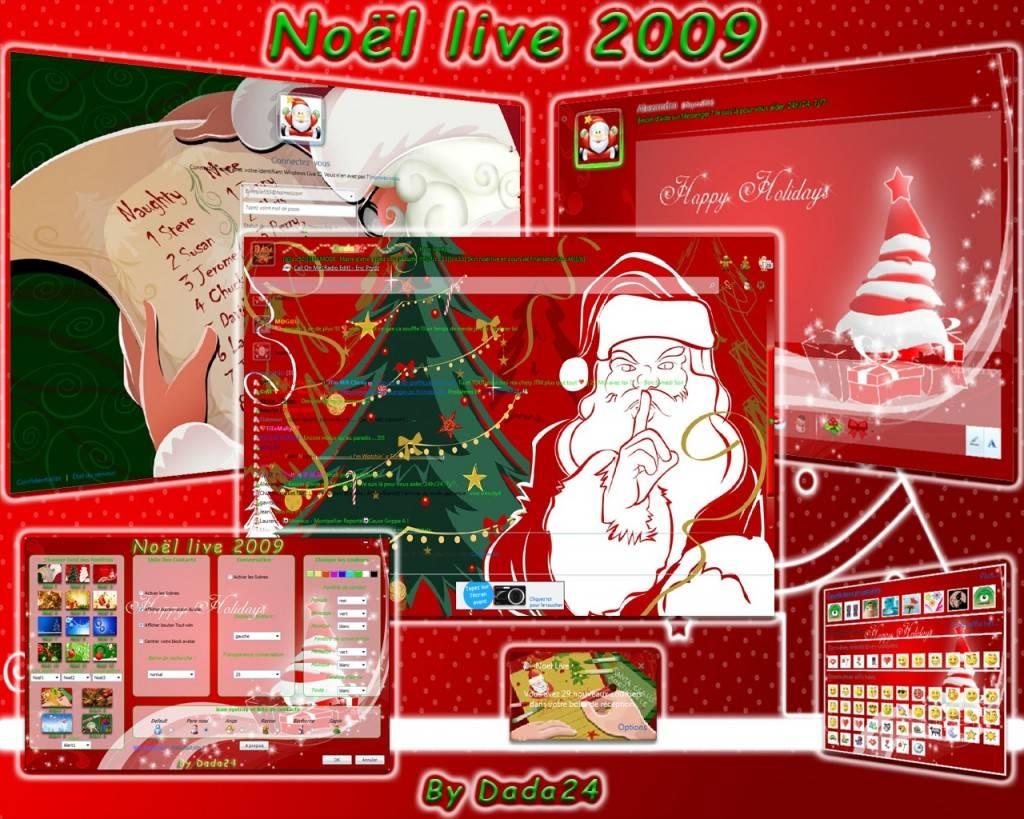 skin noel live 2009