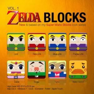 Zelda Blocks