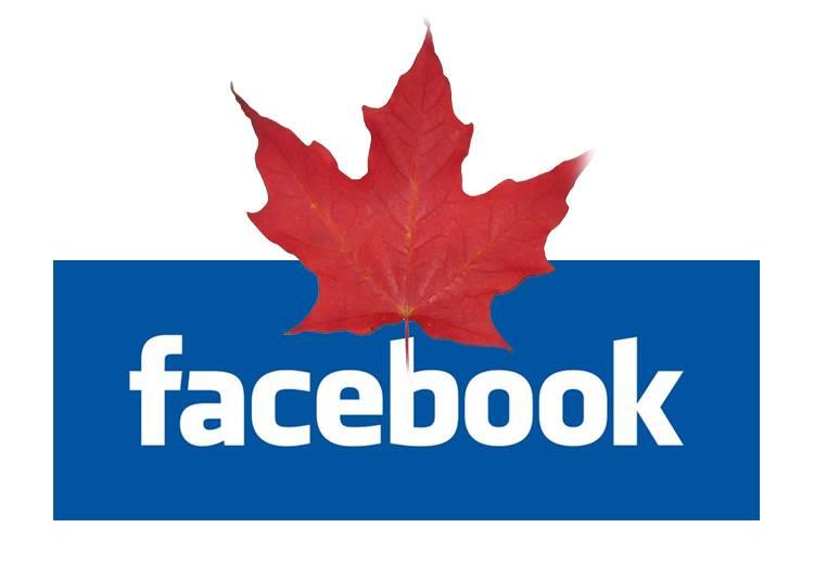facebook canada
