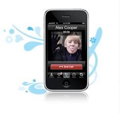 skype con 3g iphone