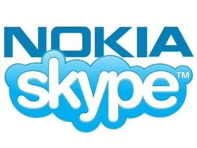 Nokia Skype