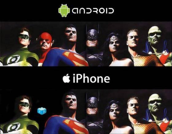 Quien falta en iphone