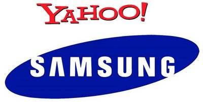Yahoo colabora con Samsung