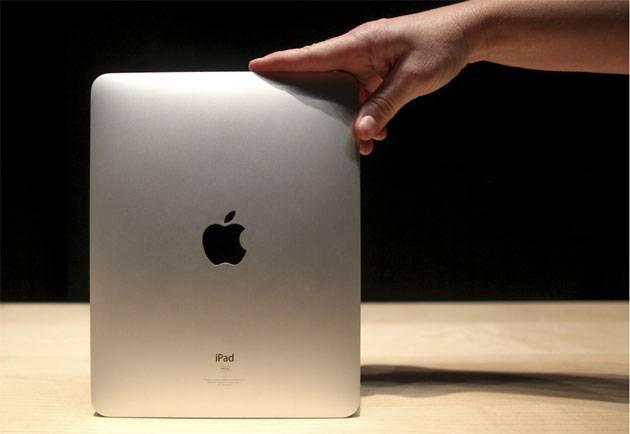 lanzamiento ipad