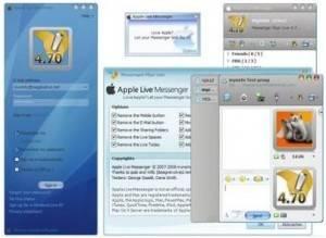 Apple-Live-Messenger