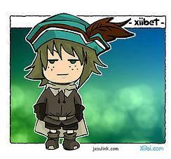 Xiibi-avatar-personaje