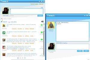 Twee.li, mensajería instantánea para Twitter