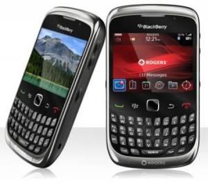 Blackberry Curve 9300 llega en agosto