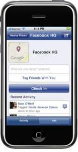 Facebook Places ya es una realidad