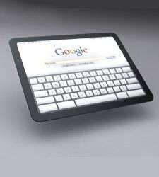 Google lanzará un tablet PC en noviembre para competir con iPad