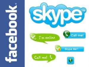 Facebook y Skype preparan colaboracion