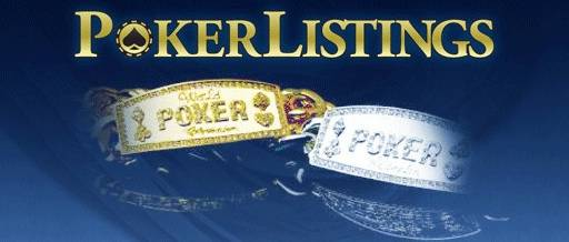 PokerListings logo