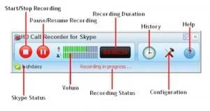 hd call recorder para skype