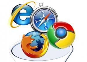 Internet Explorer con menos del 50% del mercado