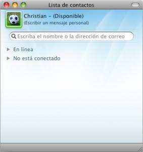 messenger mac 8