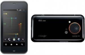 smartphone sharp IS03
