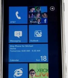 Windows Phone 7 no será compatible con Windows Mobile
