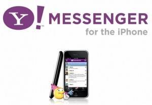 Yahoo Messenger, nueva versión llega al iPhone
