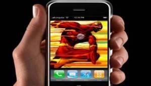 Flash en Apple se hizo realidad