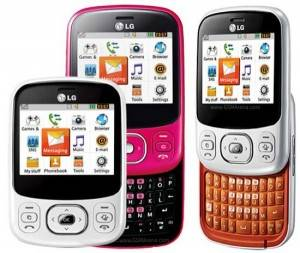 LG C320 InTouch Lady 1