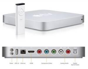 Apple TV llegó a España