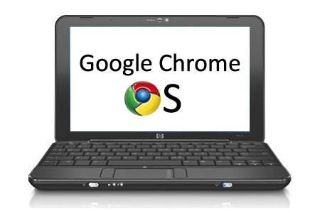 Chrome OS llegará en 2011