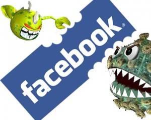 Facebook posee enlaces con contenido malicioso
