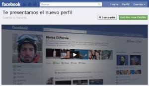 Facebook: todos los perfiles actualizados