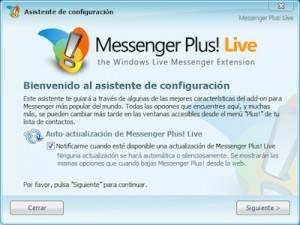messenger plus 5